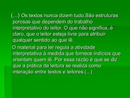 mediação. - Colégio Oliveira Britto