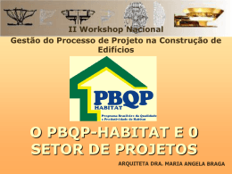 PSQ-PROJETOS - Escola de Engenharia de São Carlos (EESC) da