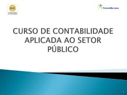 Disciplina 06 Lançamentos típicos da Administração Pública2
