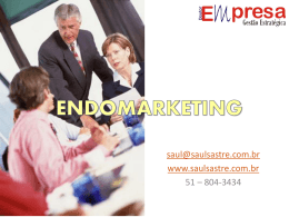 Endomarketing.