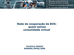 UP - BVS