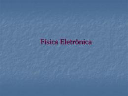 Física Eletrônica