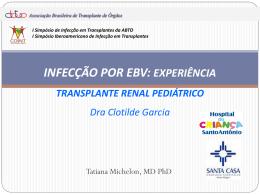 EBV - ABTO | Associação Brasileira de Transplante de Órgãos