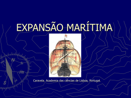 a expansão marítima portuguesa e espanhola