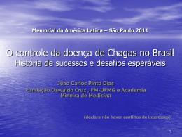 Apresentação - Memorial da América Latina