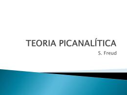TEORIA PICANALÍTICA