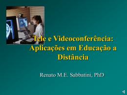 Tele e Videoconferência