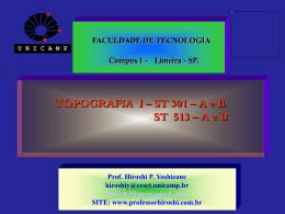 X < 0 - Faculdade de Tecnologia