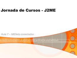 Programa Expresso de Capacitação Módulo J2ME
