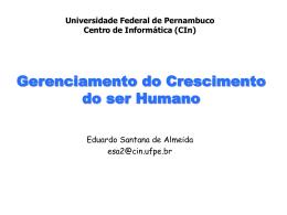 versão 2003.1 - Centro de Informática da UFPE