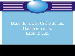 Deus de Israel - Comunidade Batista