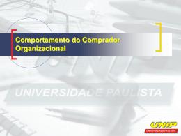 Compradores organizacionais