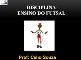 DISCIPLINA FUTSAL
