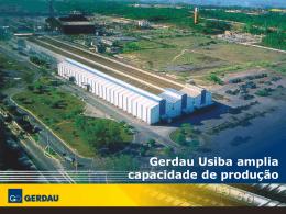 Investimentos na Usiba