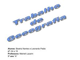 Leonardo e Beatriz N