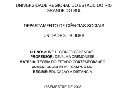 universidade regional do estado do rio grande