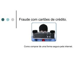 Fraude no e