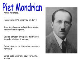 Mondrian quadros