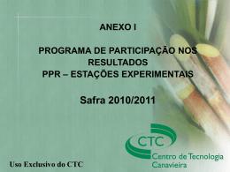 Anexo PPR CTC