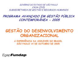 Presentación de PowerPoint - Fundap