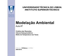Aula 7 - Técnico Lisboa
