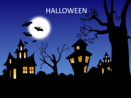 HALLOWEEN - WordPress.com