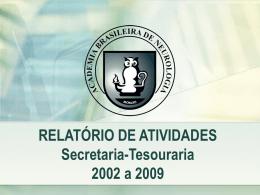 Diretoria Executiva ABN - Academia Brasileira de Neurologia