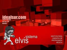 espanhol, ppt - Sistema Elvis