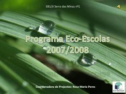 EcoEscolas - WordPress.com