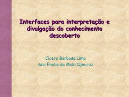 UserInterfaces - Centro de Informática da UFPE