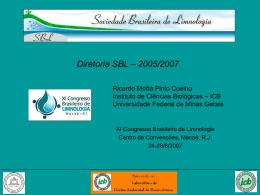 Diretoria SBL - Ecologia e Gestão Ambiental - UFMG