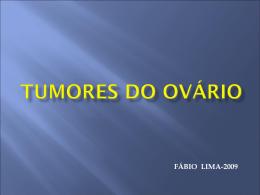 TUMORES DO OVÁRIO