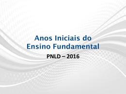 PPT apresentado por Luciana Souza na Videoconferência do PNLD