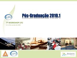 Slide 1 - LFG – Exames OAB, Concursos Públicos e Pós