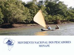 MOVIMENTO NACIONAL DOS PESCADORES E SUA