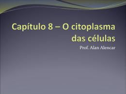 Capítulo 8 – O citoplasma das células