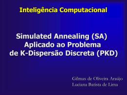 Apresentação do PowerPoint - DECOM-UFOP