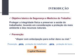 INTRODUÇÃO - Universidade Castelo Branco