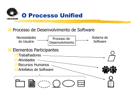 "O Processo ""Unified"""