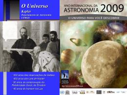 2 - Astronomia e Astrofísica