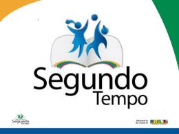 Apresentação sobre Projeto Social.