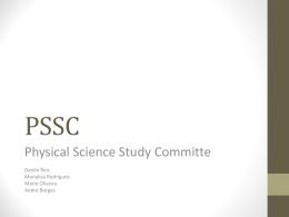 PSSC - Moodle USP do Stoa