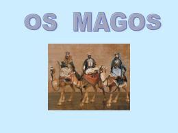 Os Magos - Material de Catequese