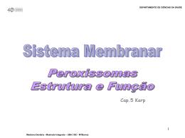 UBA3 T BC peroxissomas