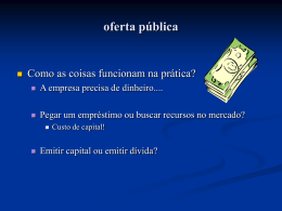 Aula_4_-_Oferta_Pública_ - Acadêmico de Direito da FGV