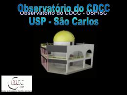 Sistema Terra - CDCC - Universidade de São Paulo