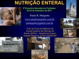 Nutrição Enteral - Paulo Roberto Margotto