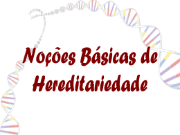Hereditariedade (doc antes)