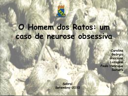O Homem dos Ratos: um caso de neurose obsessiva Carolina