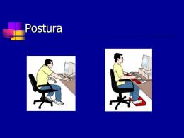 slaides postura